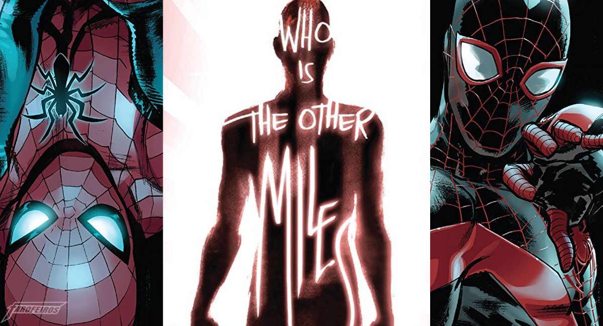 Homens Aranha - Quem é o outro Miles Morales