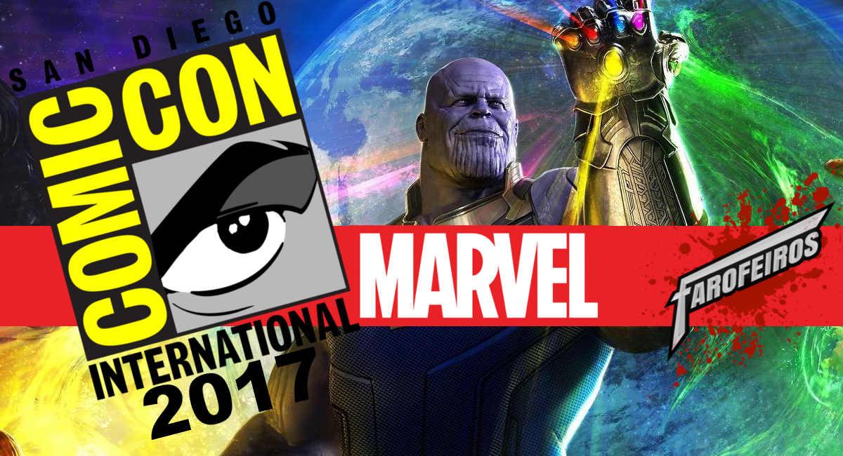 O melhor da Marvel na SDCC 2017