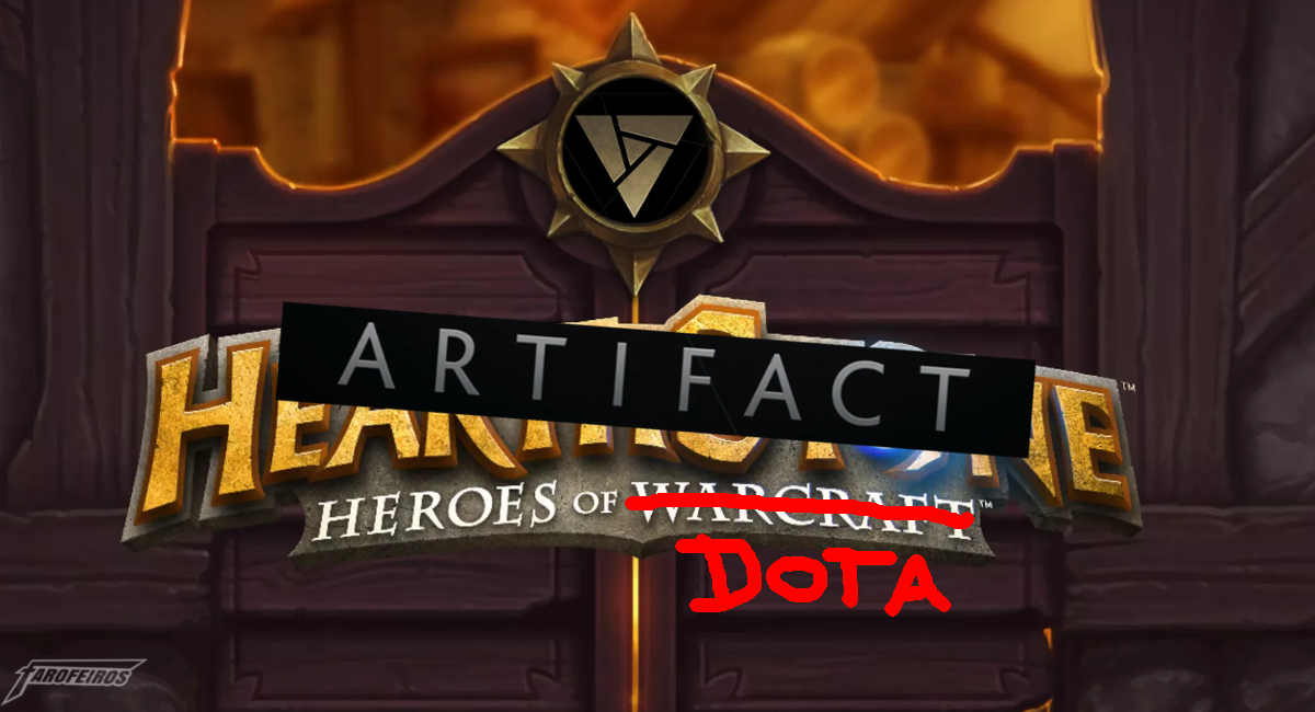 Artifact o Heartstone da Valve