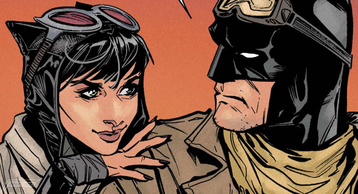 Batman e Mulher Gato - A Cultura do Spoiler