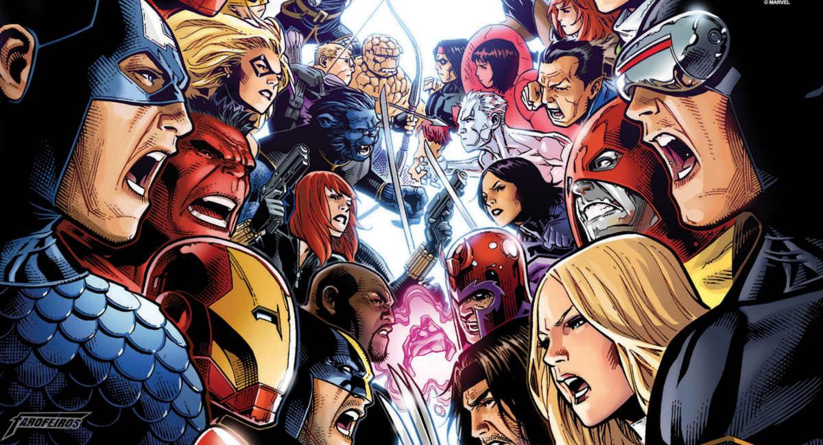 Disney comprando a Fox - Vingadores vs X-Men - Fase 4 pode ter personagens da Fox - Marvel culpa diversidade pela baixa venda de quadrinhos - Blog Farofeiros