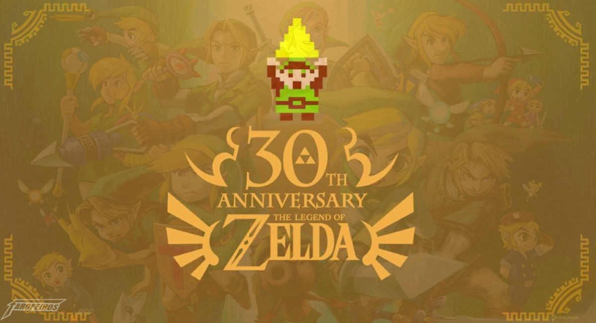 Enciclopédia de Zelda - The Legend of Zelda Encyclopedia Deluxe Edition