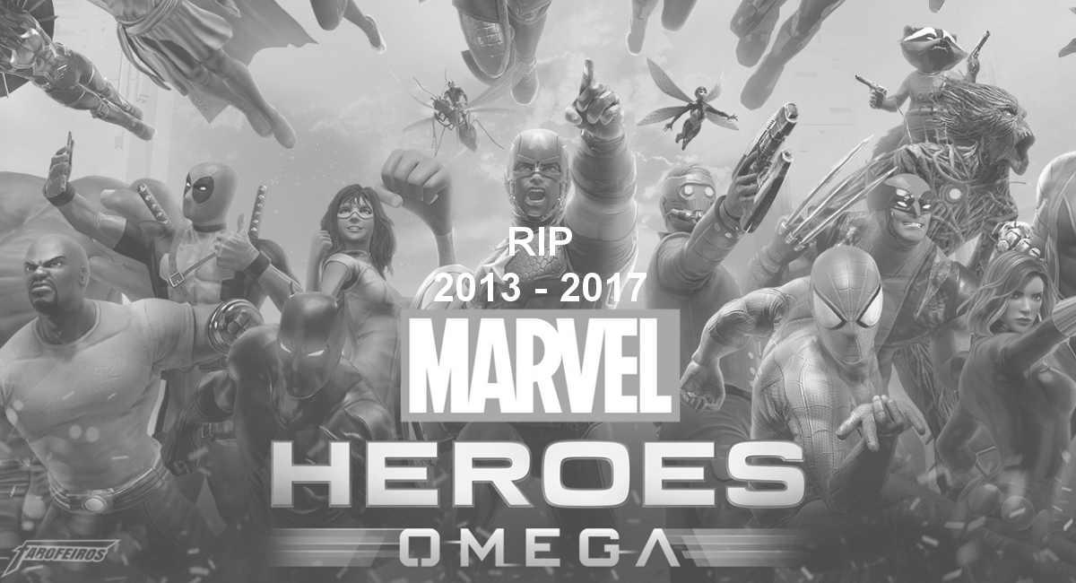 Marvel Heroes morreu hoje