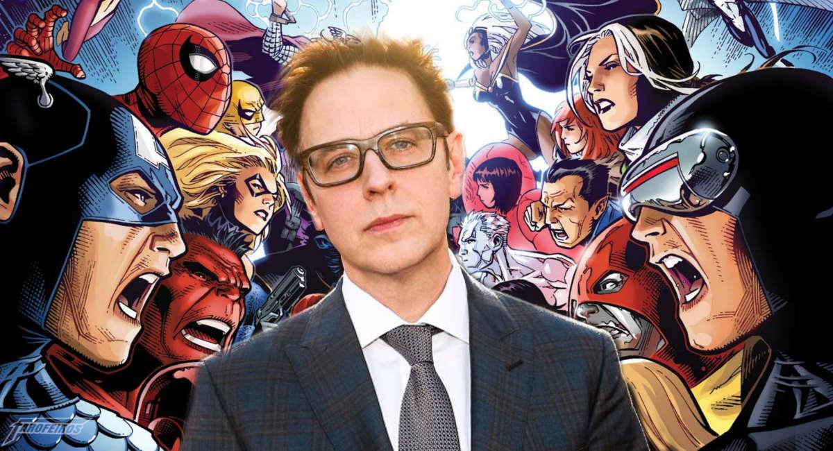James Gunn está feliz com a compra da Fox pela Disney
