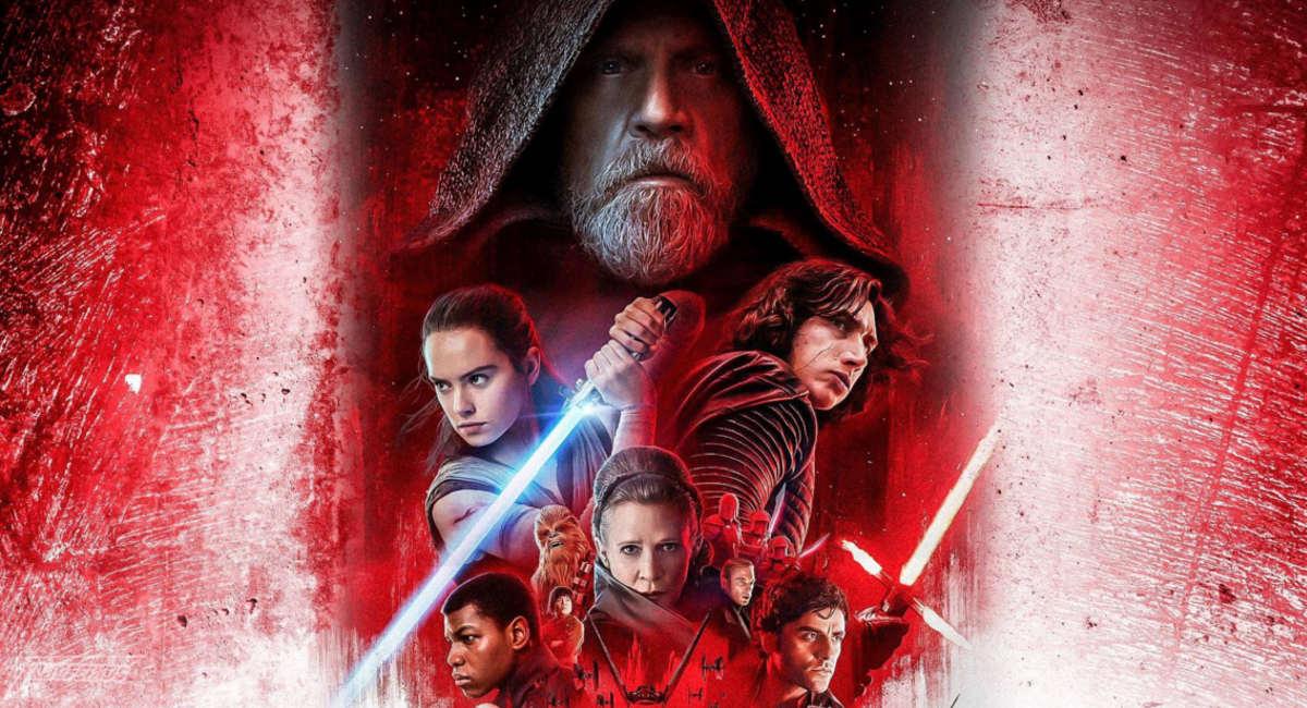 Os Últimos Jedi seria o melhor filme de Star Wars já feito segundo a crítica