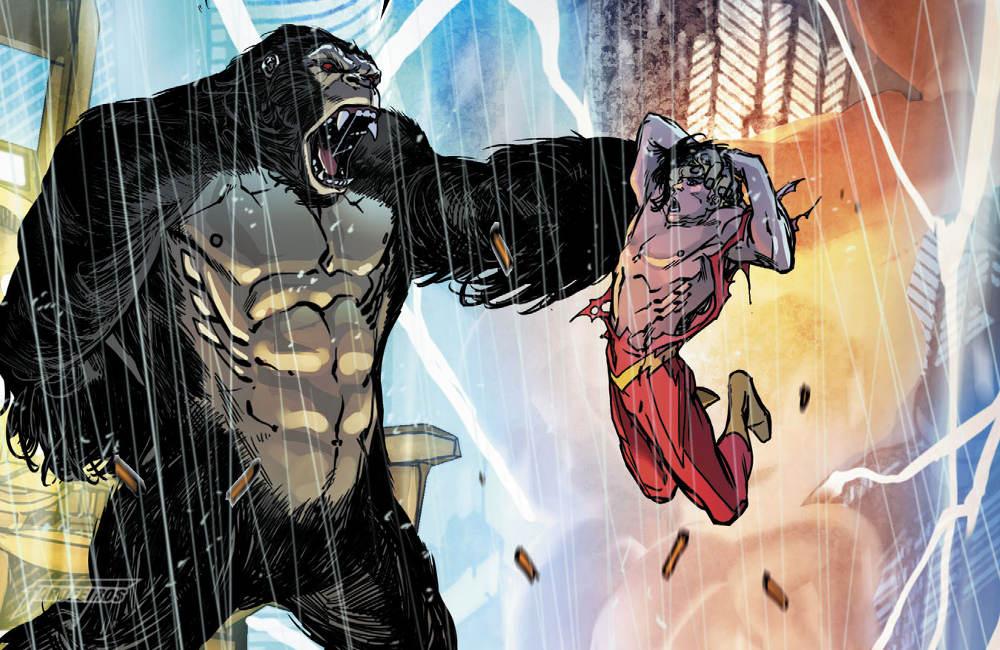 Barry Allen não é mais o Flash