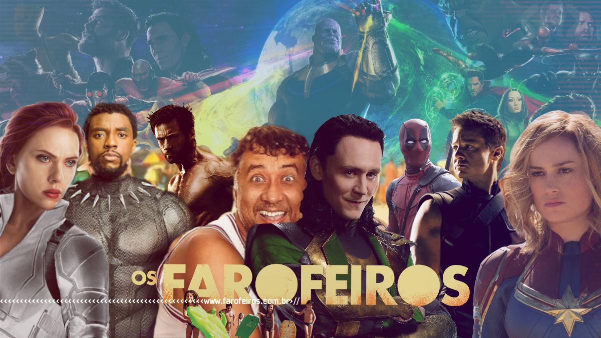 Os Farofeiros - O filme - Blog Farofeiros