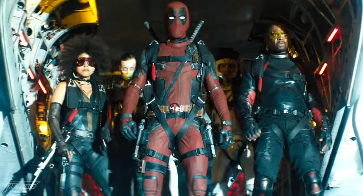 Quem são os membros da equipe de Deadpool