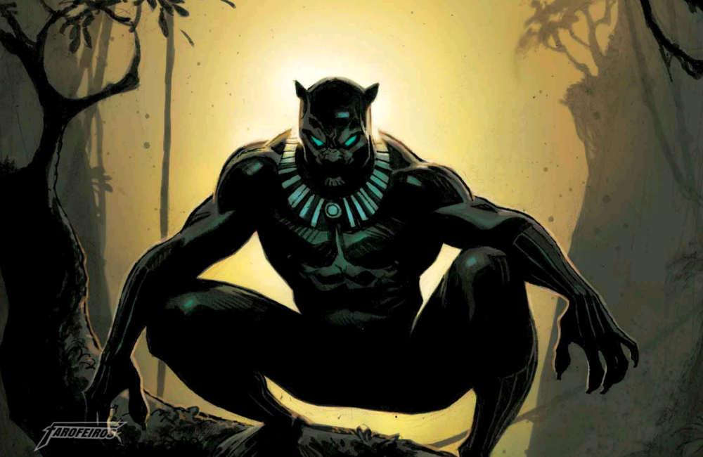 Super heróis politizados - Pantera Negra