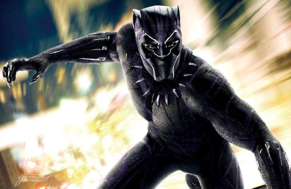 Pantera Negra - Escrita de Wakanda