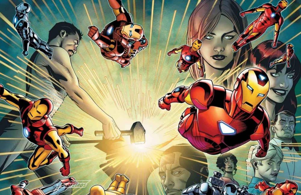 Iron Man 600 - Homem de Ferro