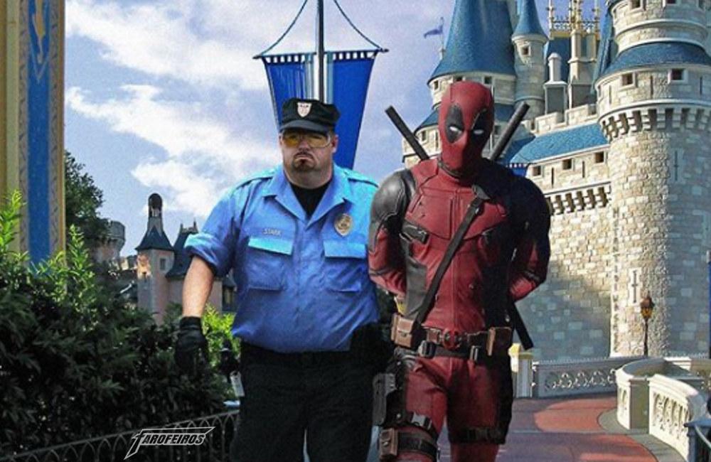 Compra da Fox pela Disney é aprovada - Deadpool - Disney