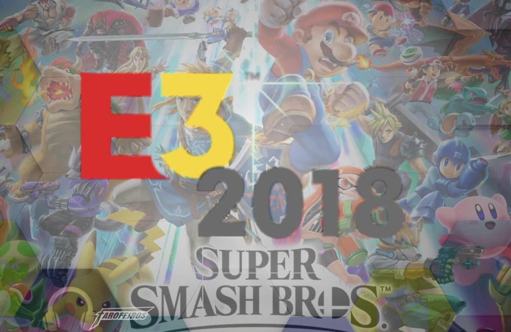 Nintendo na E3 2018
