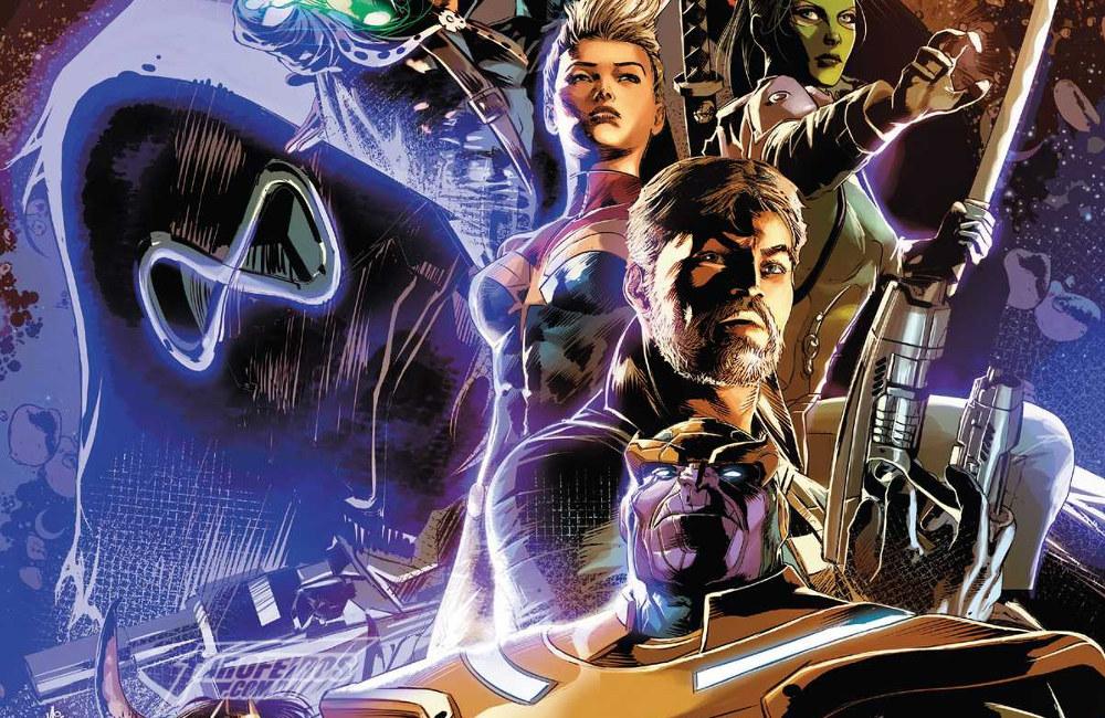 Morte em Infinity Wars Prime #1 - 0