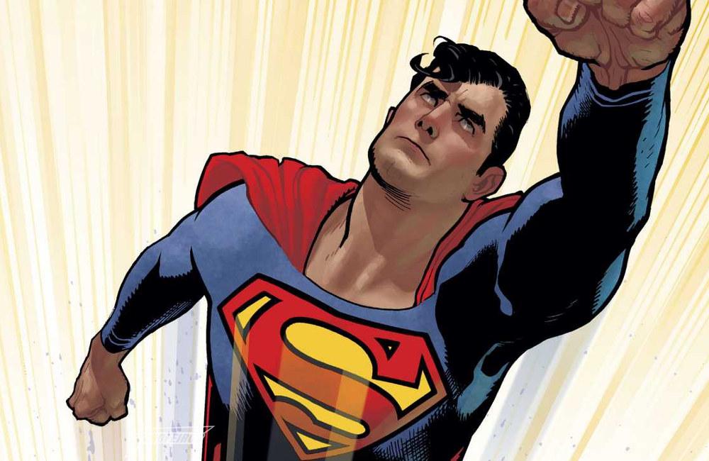 Não gostei do Superman do Bendis