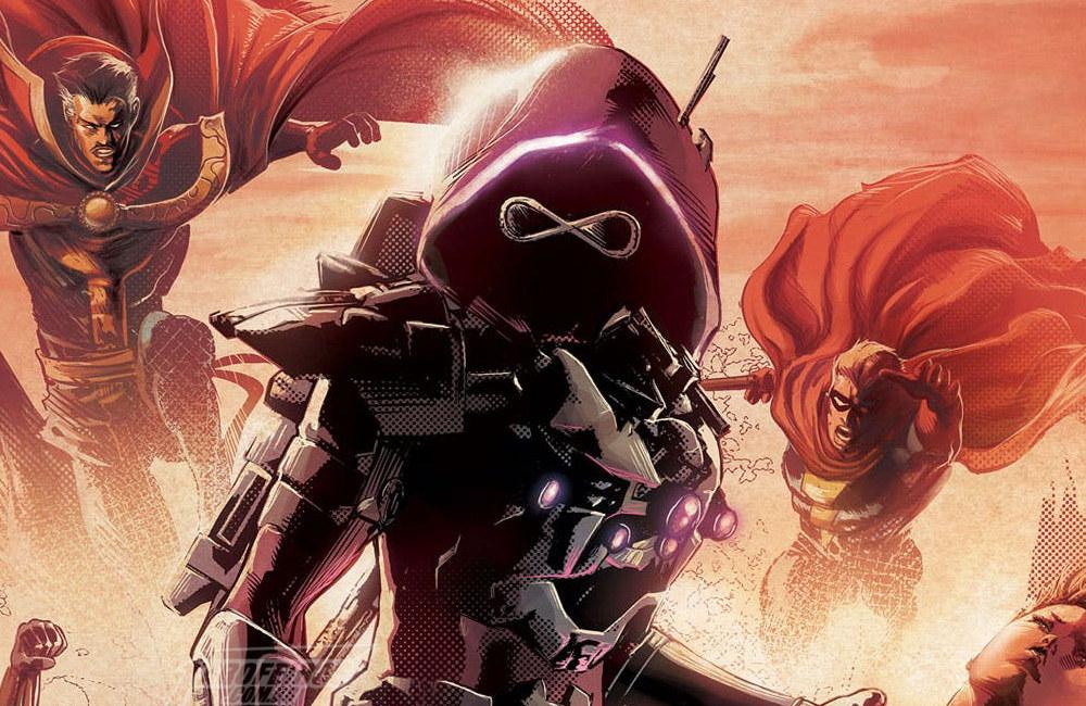 A identidade de Réquiem de Infinity Wars - Guerras Infinitas - Marvel