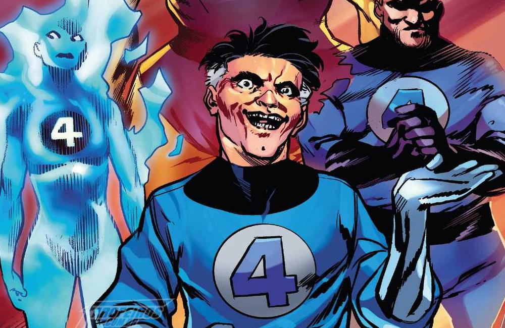 O Quarteto Fantástico voltou - Marvel Two In One - 00 - Blog Farofeiros Com Br