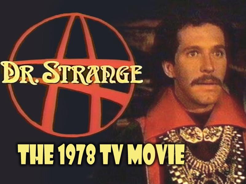 Marvel lança filme do Doutor Estranho de 1978