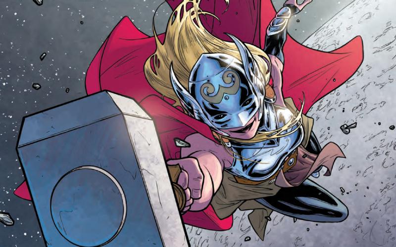 Thor - Jane Foster - Blog Farofeiros