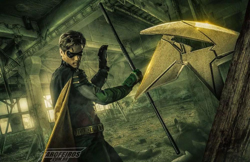 Titãs na Netflix - DC Universe - Robin - Blog Farofeiros