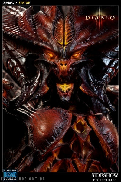 Estátua do Diablo - Blog Farofeiros