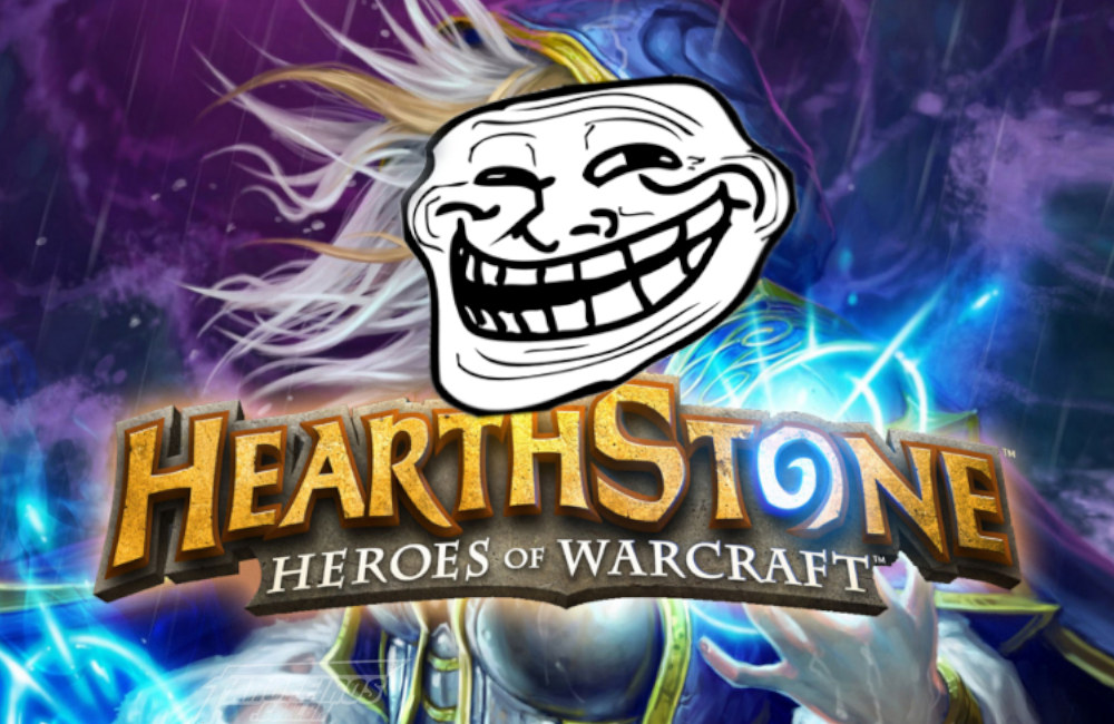 Hearthstone honesto - Blog Farofeiros