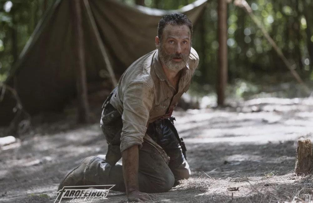 O destino de Rick Grimes em The Walking Dead - Blog Farofeiros