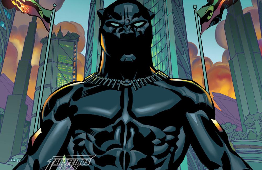Árvore genealógica do Pantera Negra - Blog Farofeiros - 00