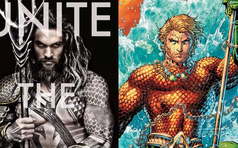 Esse é o Aquaman que você queria - Blog Farofeiros