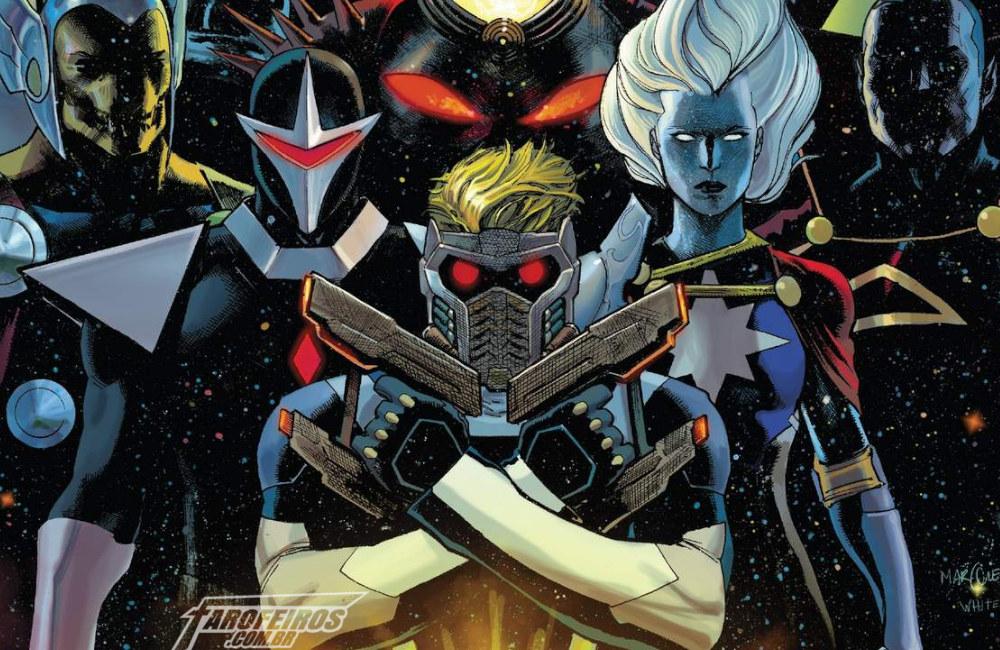 Quem são os novos Guardiões da Galáxia - Blog Farofeiros