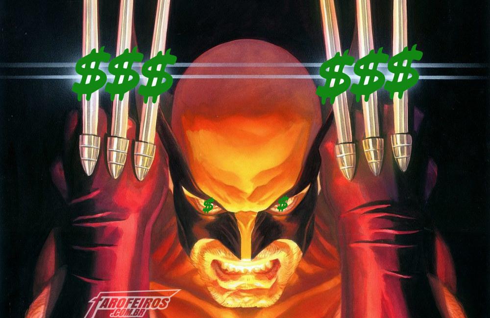 Vale a pena comprar na Iron Studios Fine Arts - Wolverine - $ - Blog Farofeiros