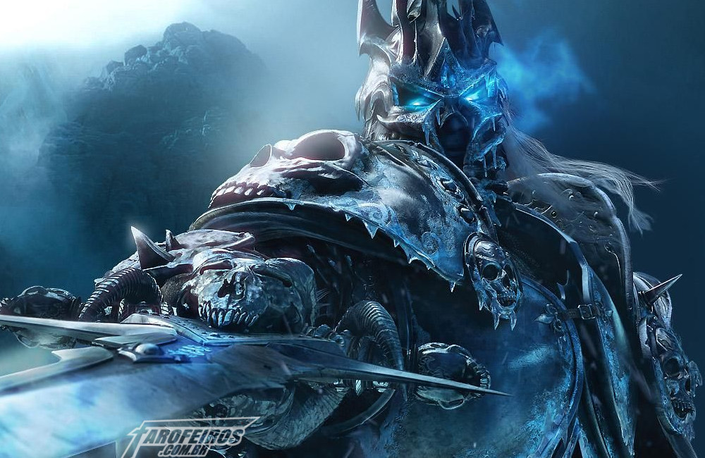 Actvision vai matar World of Warcraft - Blizzard - Lich King - Blog Farofeiros