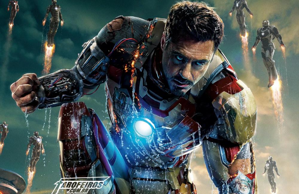 Todas as armaduras do Homem de Ferro do cinema - All Iron Man armors - Blog Farofeiros
