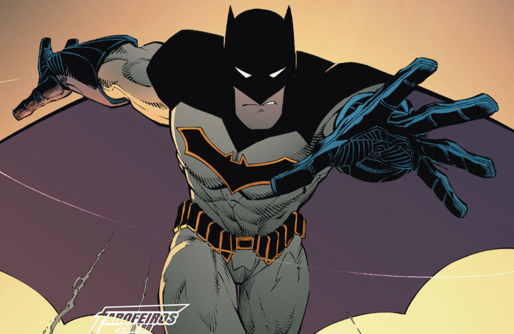 Batman é fascista - Greg Capullo - Blog Farofeiros