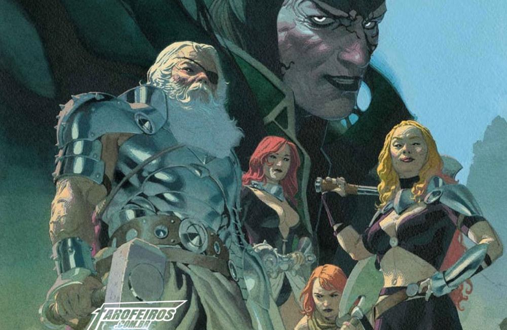 Marvel dará conclusão para a história do Rei Thor - Marvel Comics - Blog Farofeiros