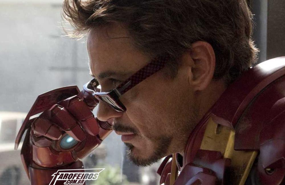 Tony Stark é uma babaca - Homem de Ferro - Iron Man - Blog Farofeiros
