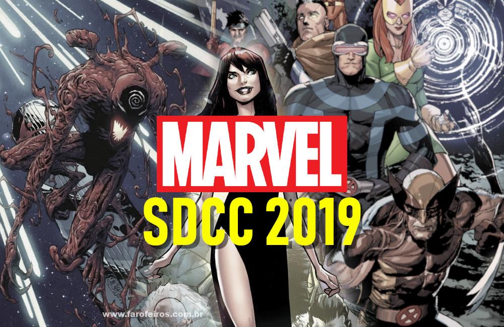 Marvel Comics na SDCC 2019 - Blog Farofeiros