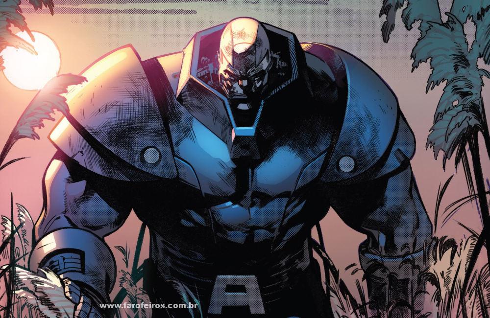 Apocalipse - Krakoa - X-Men - Deu tudo certo em House of X #5 - Marvel Comics - Blog Farofeiros