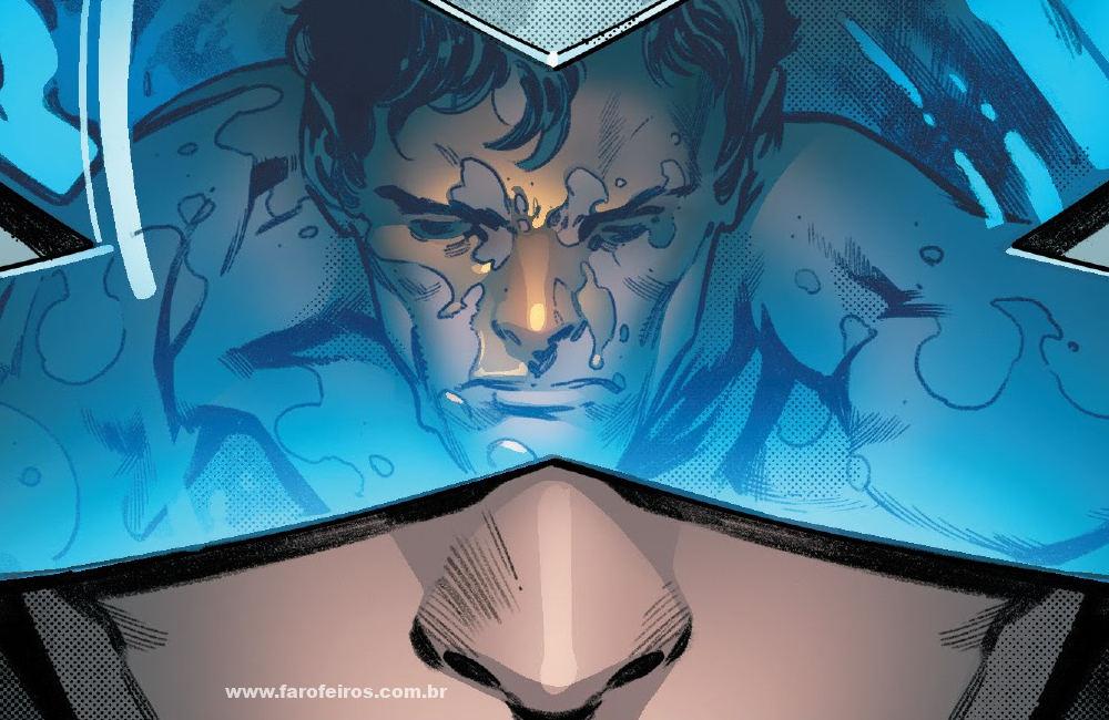 Professor X - Ciclope - X-Men - House of X - Ressurreição Mutante - Blog Farofeiros