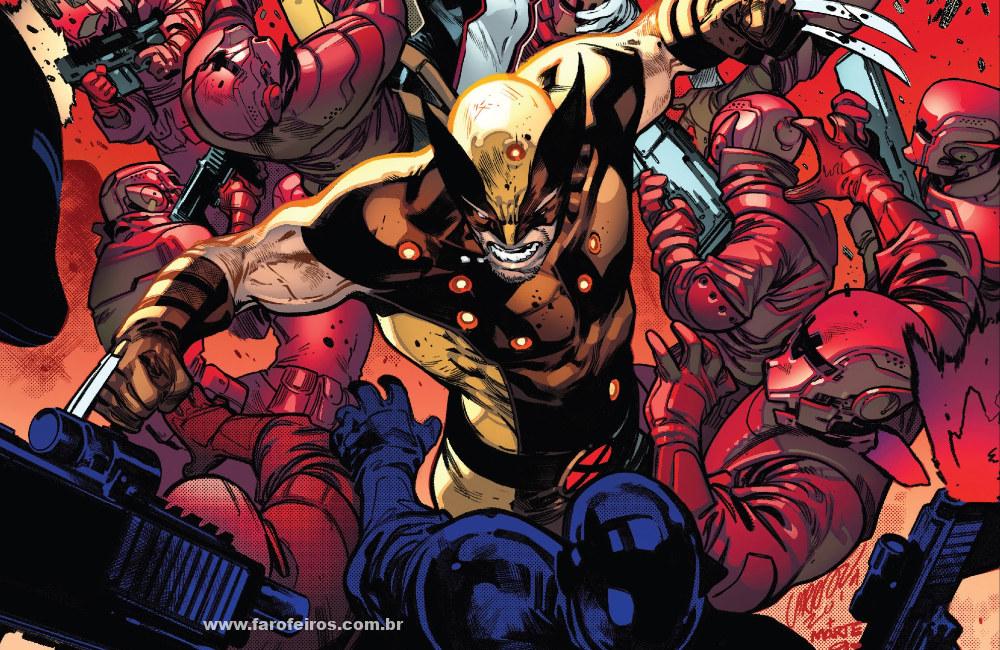 Wolverine - Tudo dá errado em House of X #4 - Marvel Comics - Blog Farofeiros