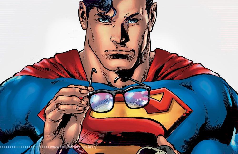 Clark Kent é o Superman - Blog Farofeiros