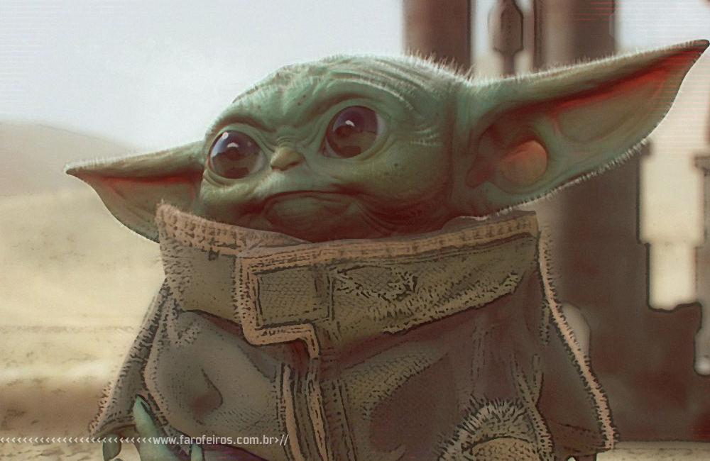 Yoda Neném - Baby Yoda - Blog Farofeiros - 0
