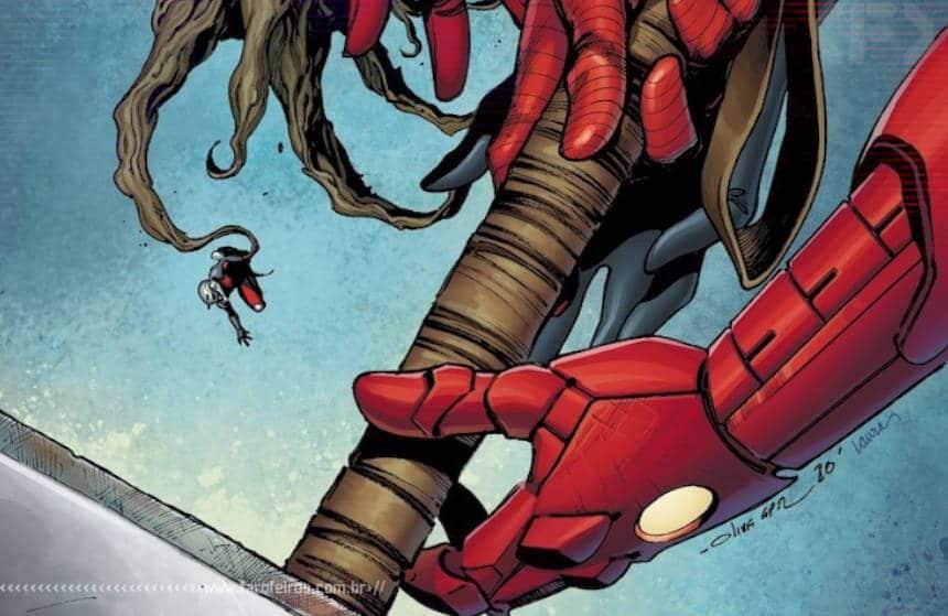 Thor com problemas para manter o martelo em pé - Hammerfall - Blog Farofeiros