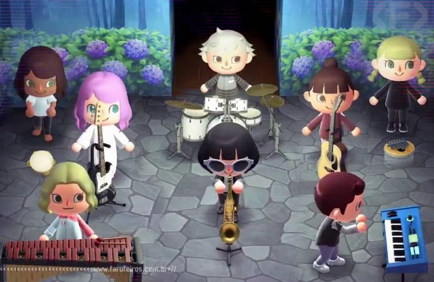 Toto - Africa versão Animal Crossing - Blog Farofeiros