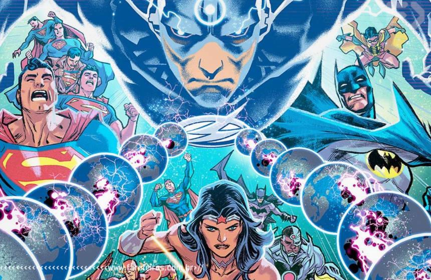 Brasil está fora do DC FANDOME - DC Comics - Flash - Wally West - Blog Farofeiros