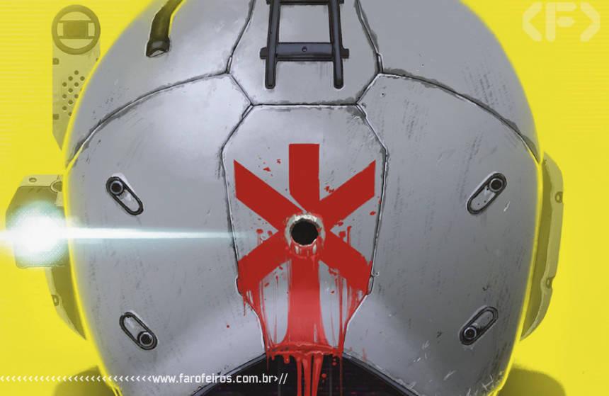 Cyberpunk 2077 - Trauma Team - Dark Horse Comics - Blog Farofeiros