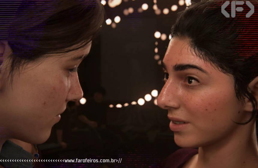 Dina tem um canal no YouTube - The Last of Us Part II - Blog Farofeiros