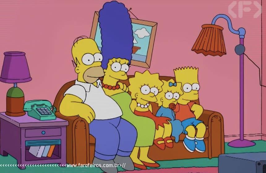 Os Simpsons - Blog Farofeiros