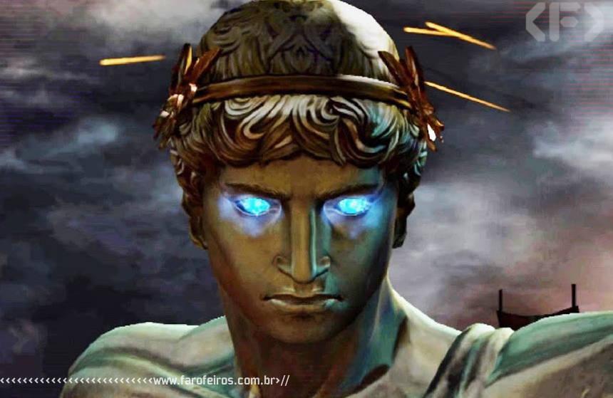 God of War 2 - O Bicho do Dinheiro - Blog Farofeiros