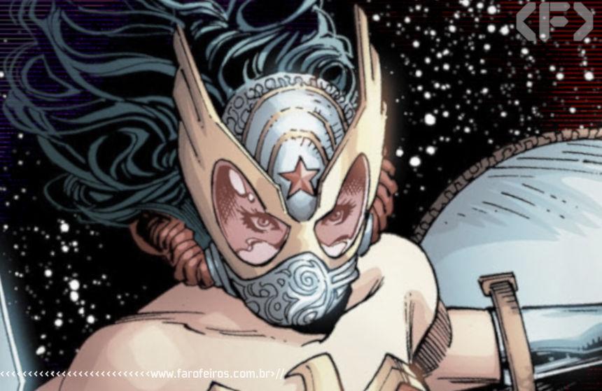 Outra Semana nos Quadrinhos #26 - Mulher Maravilha - Blog Farofeiros